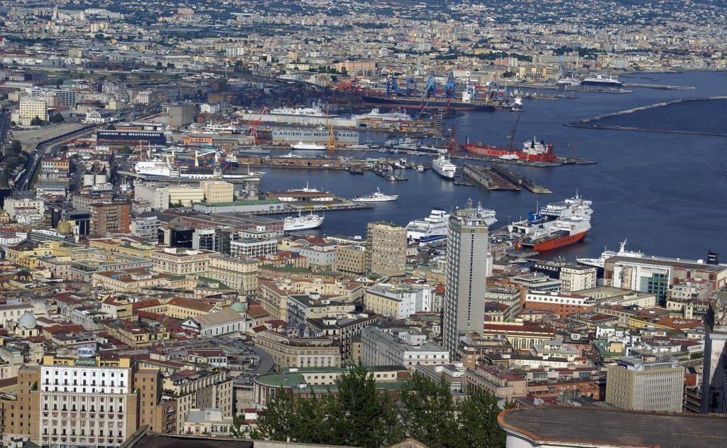 La città portuale ai tempi del nuovo Coronavirus