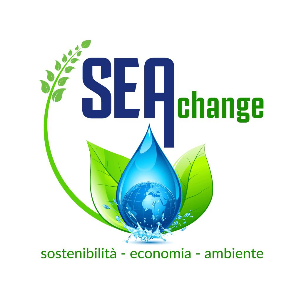 Logo sul piè di pagina: Seaforchange