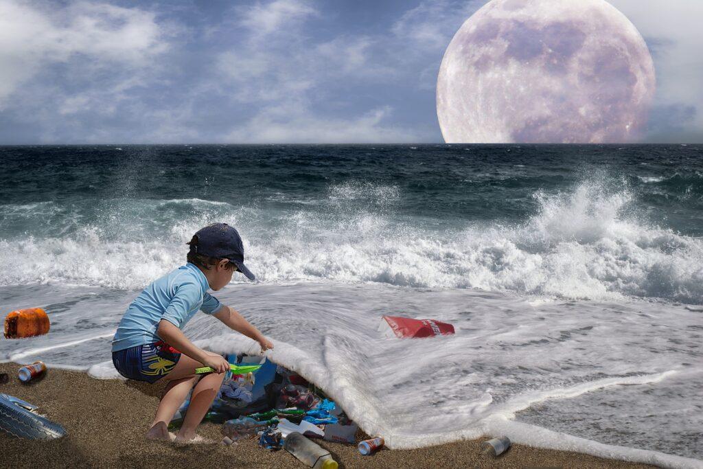 The brief: Marine Litter