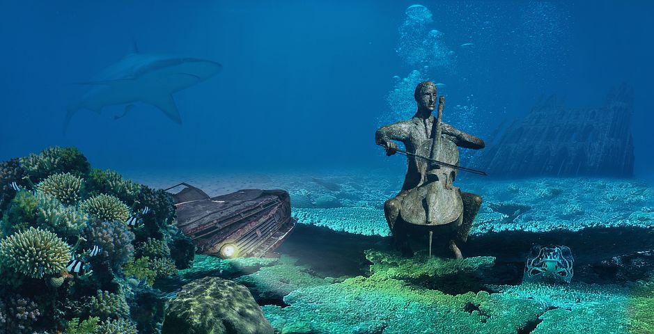 Museo subacqueo: l'idea di un pescatore a sostegno della fauna del mare
