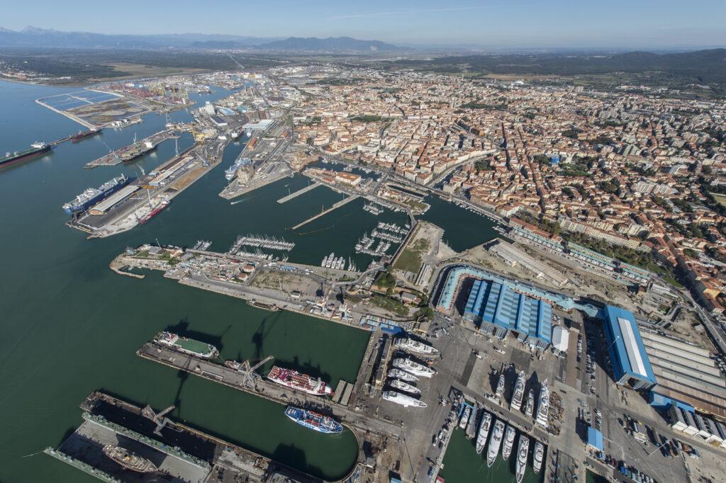Trasporto marittimo e porti nel Mediterraneo