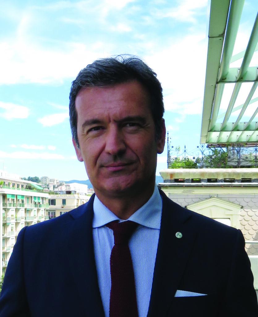 Un caffè con Paolo Moretti, la sostenibilità nel mondo del mare e le prossime sfide