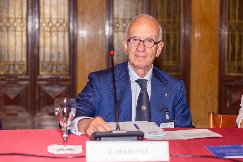Un caffè con Umberto Masucci: valorizzare il mondo del Mare con una strategia di sistema
