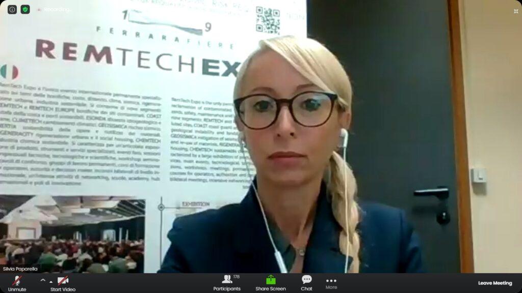 Un caffè con Silvia Paparella: il mare come fattore di promozione della sostenibilità ambientale