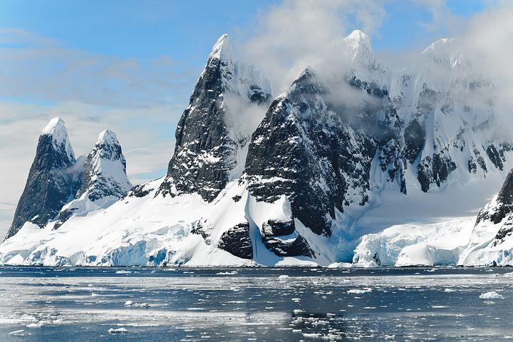 Lo scioglimento dei ghiacciai in Antartide non è consistente