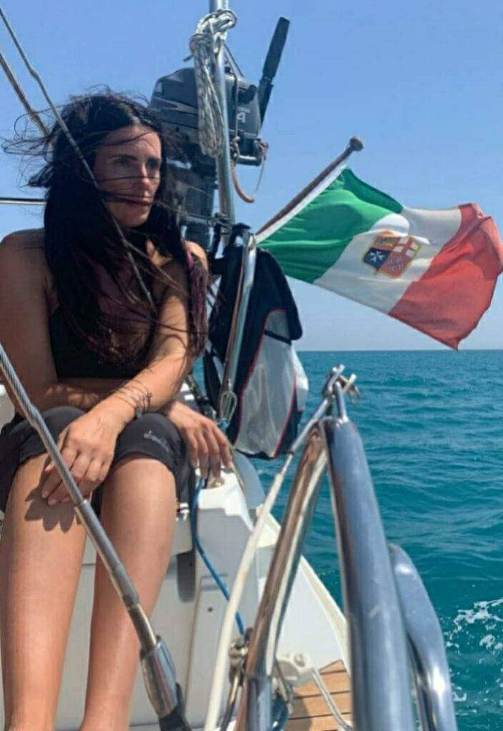 Un caffè con Susanna Di Toro: Salute del Mare e Vela