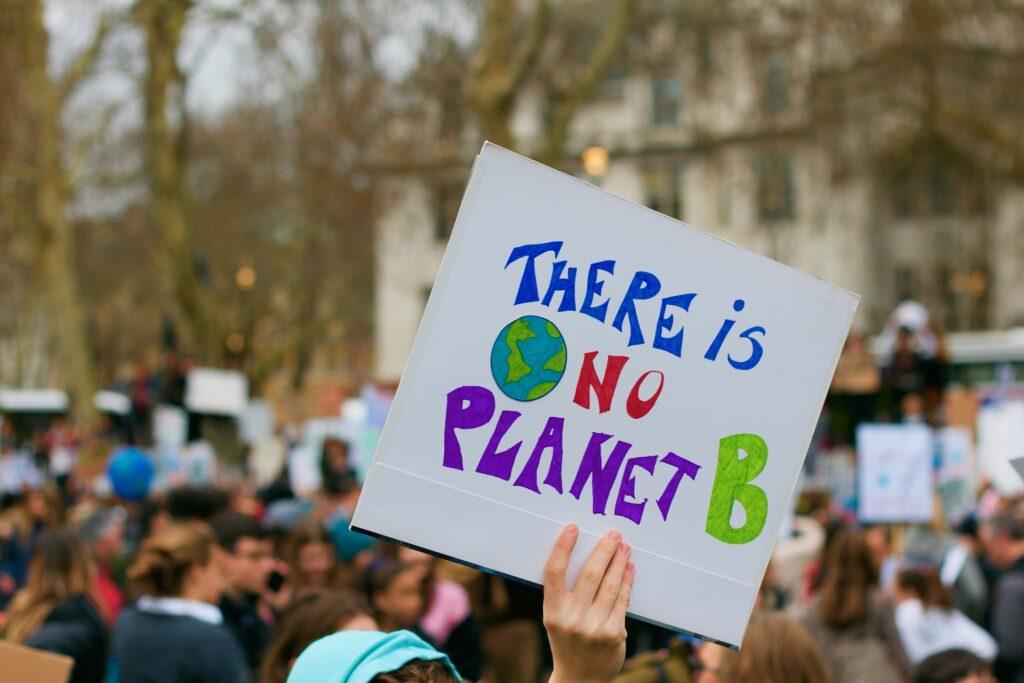 Il riscaldamento globale potrebbe mettere l'umanità a rischio