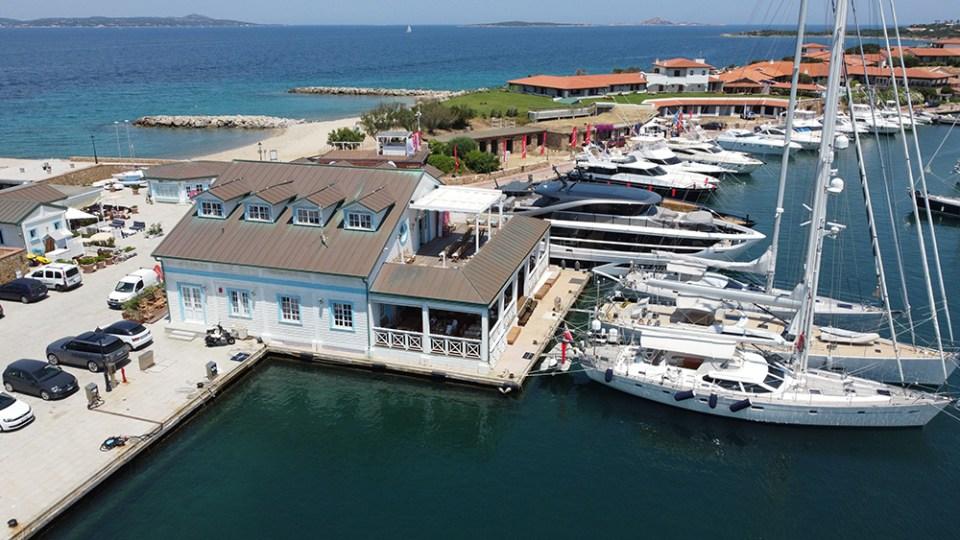 Lo Yacht Club Porto Rotondo ospita il World Food Programme per promuovere la sostenibilità, il benessere dell'uomo e del pianeta