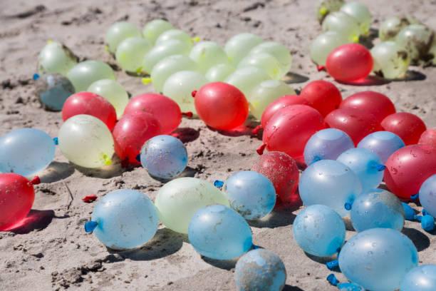 L'impatto negativo dei palloncini sull'ambiente