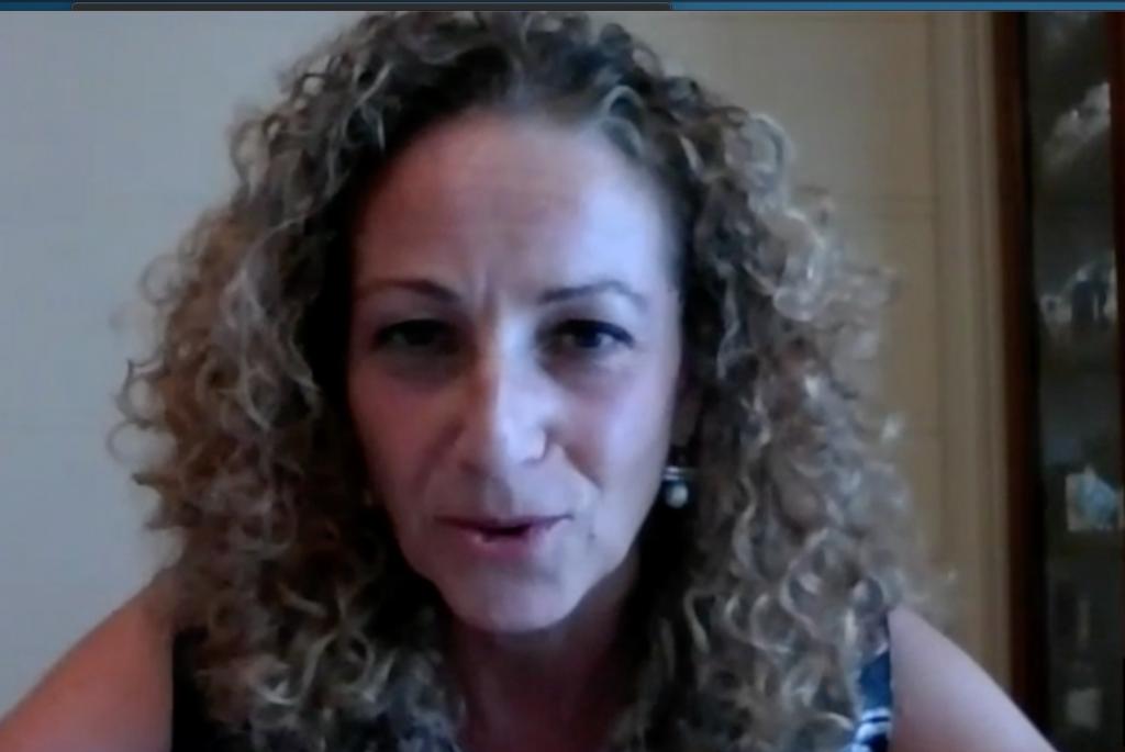 Un caffè con Amanda Jane Succi: il Mediterraneo al centro dell'economia circolare